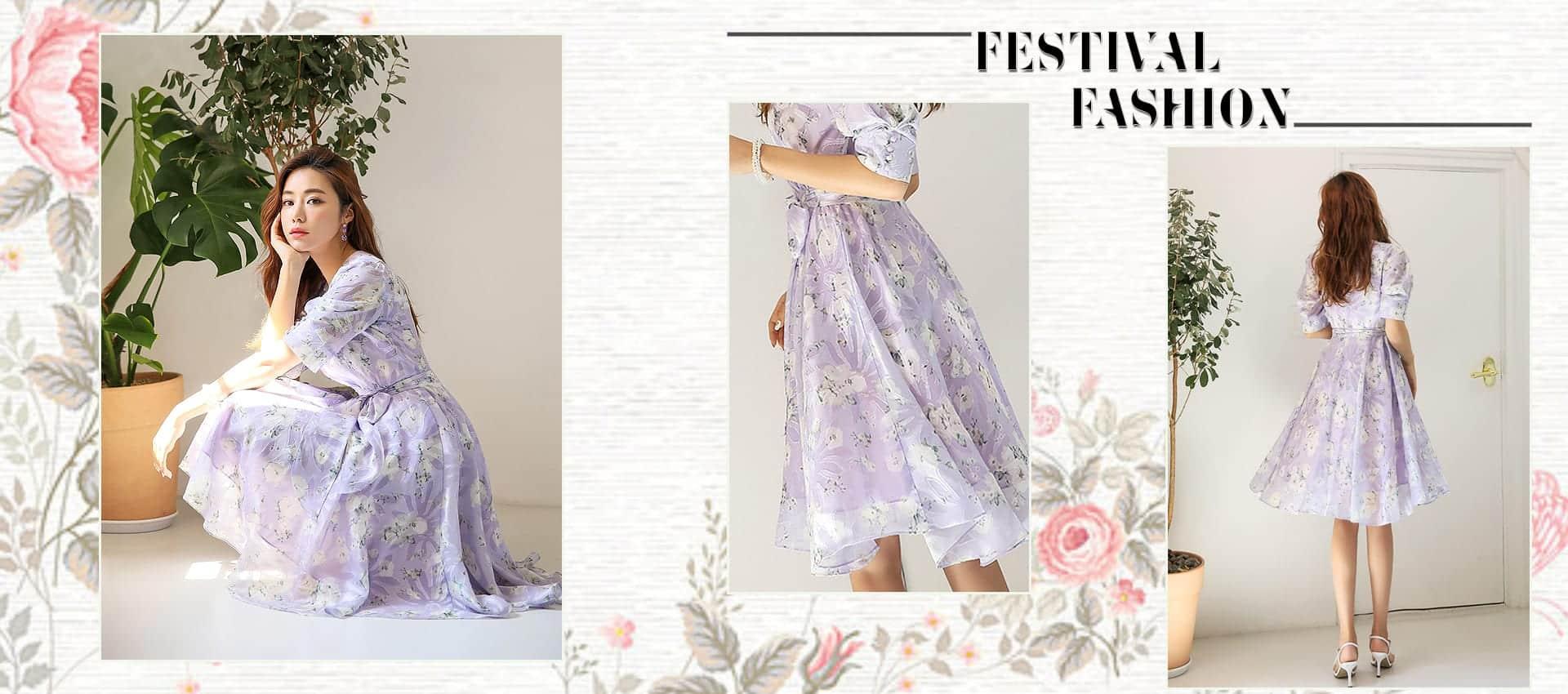 Banner Festival Fashion - Thời trang thiết kế cao cấp