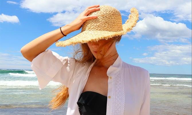 6 item không thể thiếu khi đi biển