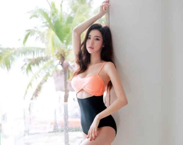 Bikini một mảnh - Ảnh 59