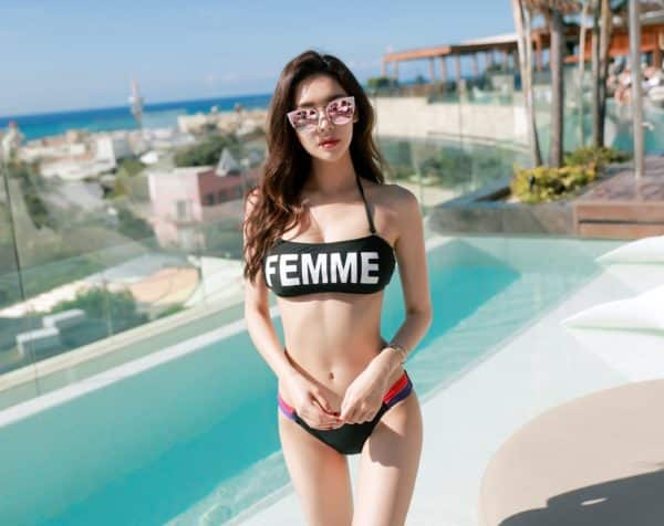 Bikini hai mảnh - Ảnh 15