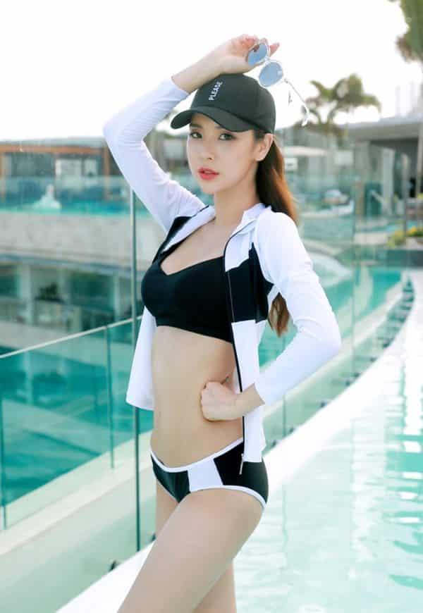 Bikini hai mảnh - Ảnh 161