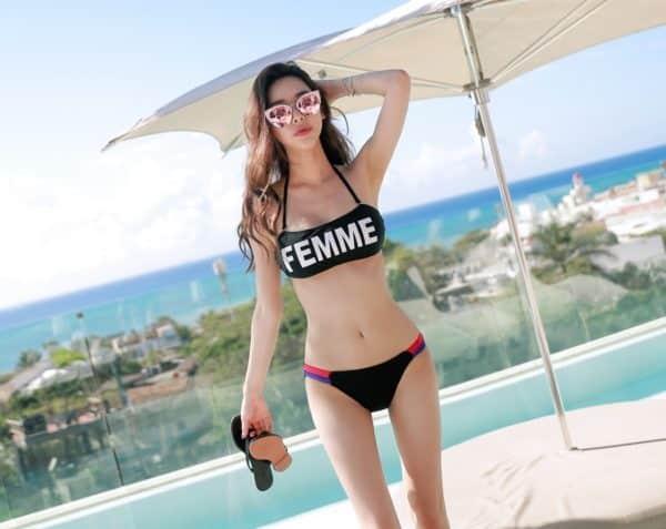 Bikini hai mảnh - Ảnh 72
