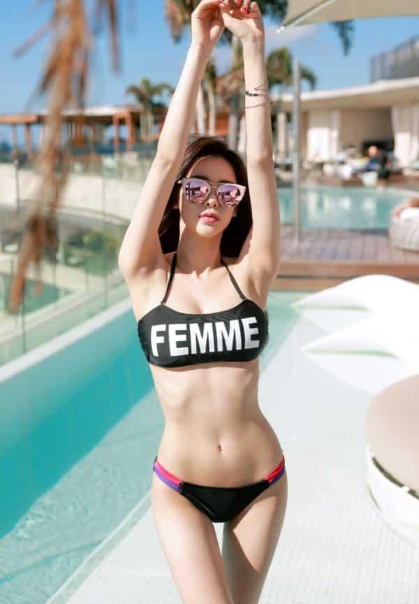 Bikini hai mảnh - Ảnh 9