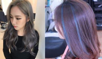 Highlight theo lọn tóc