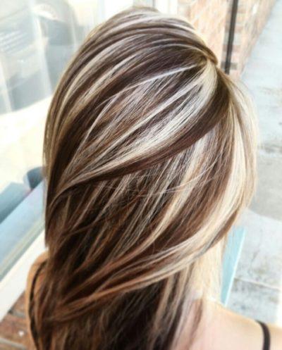 Nhuộm tóc lowlight
