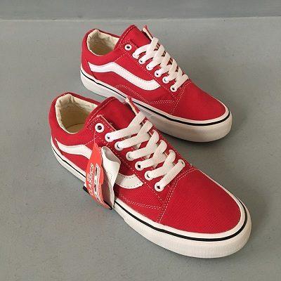 Giày thể thao Converse nữ - Màu đỏ