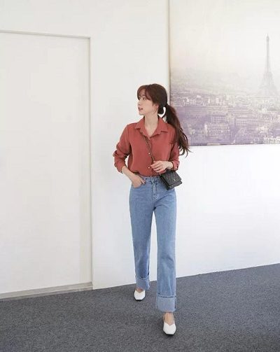 11 Kiểu giày đế thấp dành riêng cho chị em văn phòng - Ảnh 3