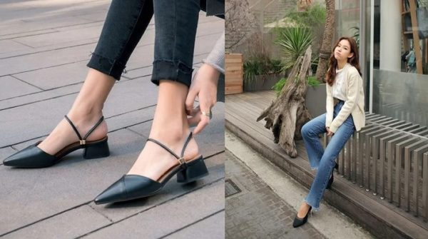11 Kiểu giày đế thấp dành riêng cho chị em văn phòng