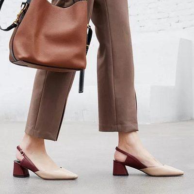11 Kiểu giày đế thấp dành riêng cho chị em văn phòng - Ảnh 8