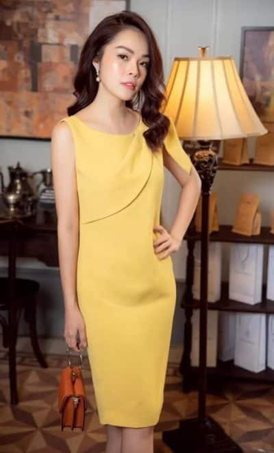 Dương Cẩm Lynh gợi ý chọn váy '3 trong 1' - Ảnh 1