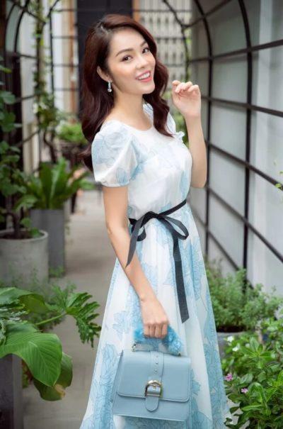 Dương Cẩm Lynh gợi ý chọn váy '3 trong 1' - Ảnh 10