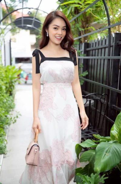 Dương Cẩm Lynh gợi ý chọn váy '3 trong 1' - Ảnh 11