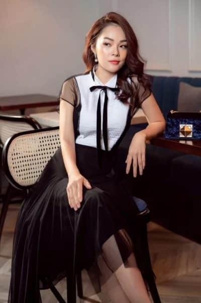 Dương Cẩm Lynh gợi ý chọn váy '3 trong 1' - Ảnh 2