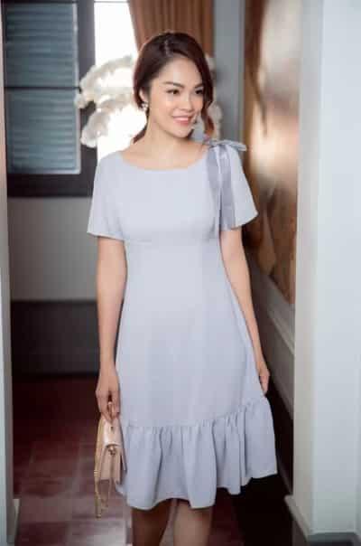 Dương Cẩm Lynh gợi ý chọn váy '3 trong 1' - Ảnh 7