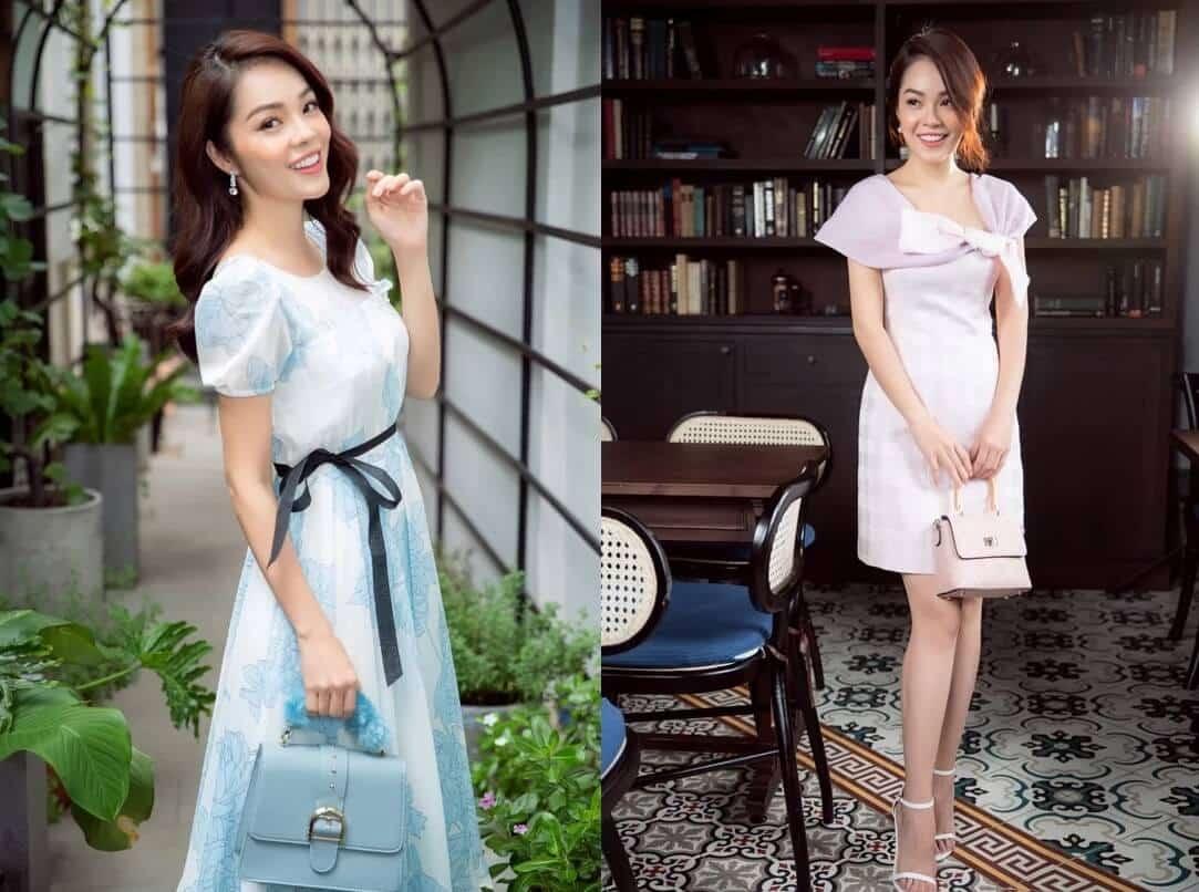 Dương Cẩm Lynh gợi ý chọn váy '3 trong 1'