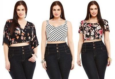 Quần jean cạp cao là cách phối đồ cho nữ béo đúng chuẩn mà phái đẹp nên chọn