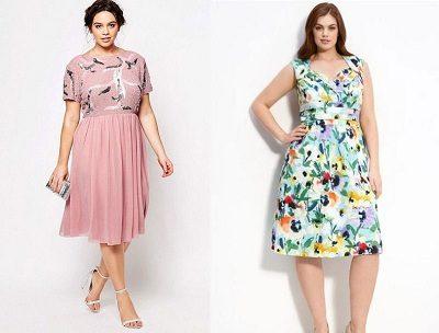 Kiểu váy suông giúp phái nữ có thân hình mũm mĩm che đi khuyết điểm nhanh chóng