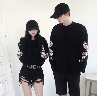 All in black dành cho cặp đôi cá tính