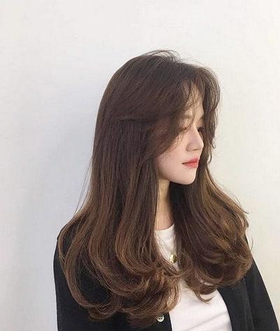Mẫu tóc mang lại sự đáng yêu cho quý cô