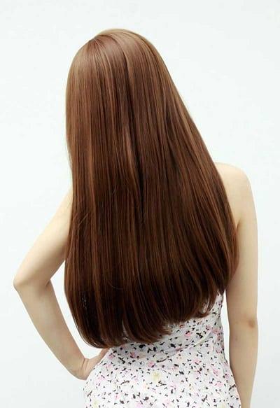 Bạn sẽ trẻ hơn với mái tóc thẳng