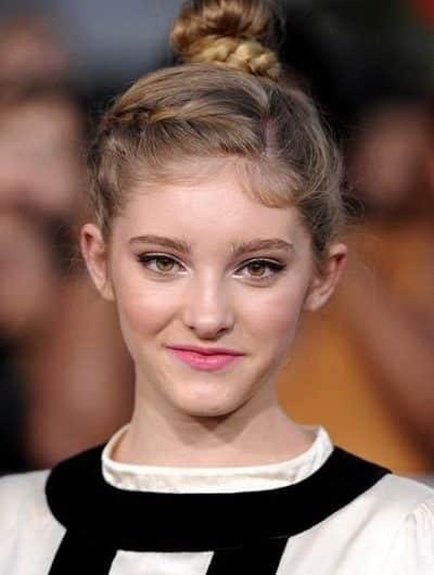 Mẹo tết tóc ngắn dễ thương đẹp nhất năm 2020 - Kiểu 24