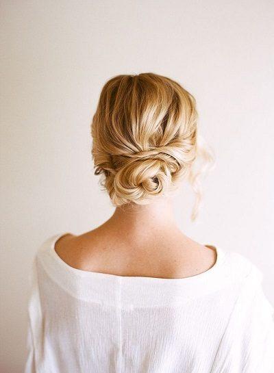 Mẹo tết tóc ngắn dễ thương đẹp nhất năm 2020 - Kiểu 4
