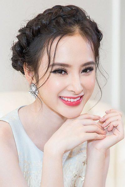 Mẹo tết tóc ngắn dễ thương đẹp nhất năm 2020 - Kiểu 44