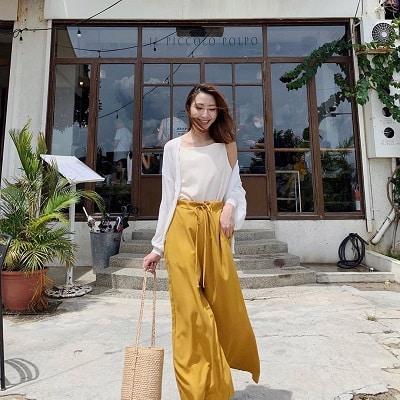 Thời trang màu vàng mù tạt - Ảnh 2