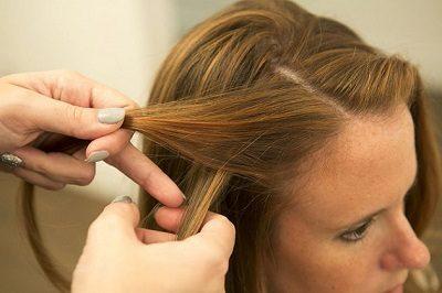 Tự tết tóc thác nước - Ảnh 1