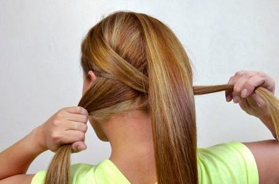 Cách tự tết tóc xương cá - Ảnh 1
