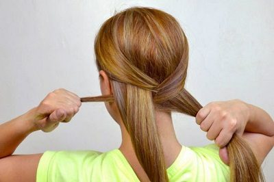 Cách tự tết tóc xương cá - Ảnh 2