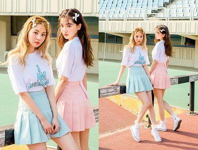 [Mix&Match] Phối đồ với chân váy Tennis: Item mà bất kì nàng teen nào cũng phải có