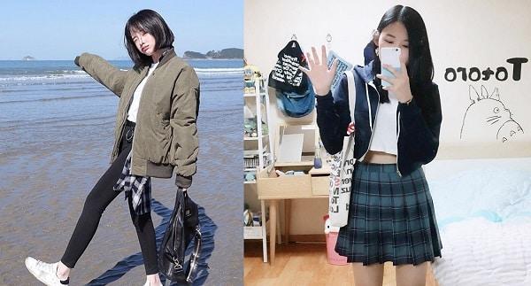 Học cách mix đồ như Hot girl Hàn Quốc đẹp nhất 2020
