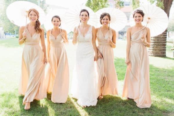 Mặc gì đi dự đám cưới mùa hè cho sang trọng