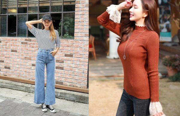 Những kiểu quần áo thời trang cho mùa thu đúng điệu