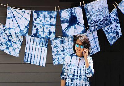 Lưu ý khi nhuộm quần áo bằng mực viết