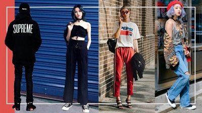 Phong cách Urban streetwear
