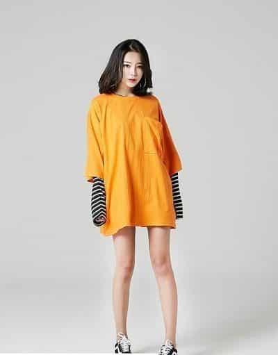 Phong cách Streetwear: Áo giấu quần
