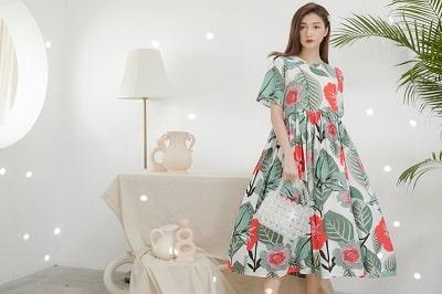 Nếu yêu thích phong cách sang chảnh, tiểu thư thì bạn hãy ghé ngay Elegante Shop - Shop thời trang thanh lịch nữ tính ở Hà Nội