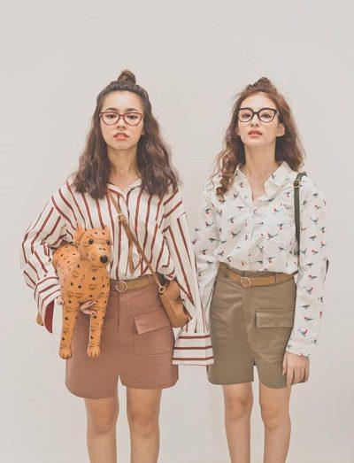 Chất kaki sành điệu trong phong cách thời trang - 10 Xu hướng thời trang nữ 2020 nổi như cồn