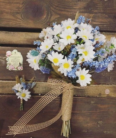 Mẫu hoa cưới cầm tay cô dâu đẹp - Ảnh 1