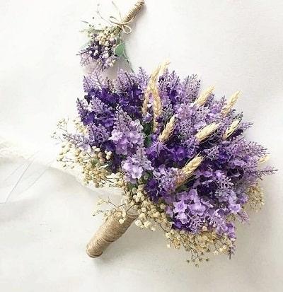 Mẫu hoa cưới cầm tay cô dâu đẹp - Ảnh 3