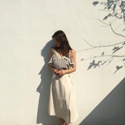 Váy quấn: Những kiểu phối áo thun với váy quần với áo đẹp mê ly - Ảnh 13