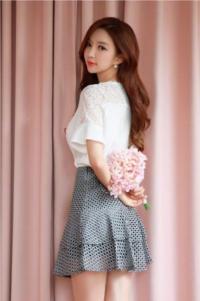 Xu hướng thời trang Hàn Quốc 2020 đẹp mê li