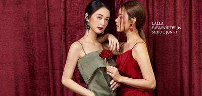 Lalla - Shop thời trang của Midu x Jun vũ