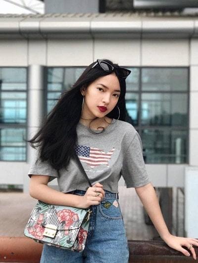 Kiểu áo thun đẹp nhất 2020 được phái nữ yêu thích