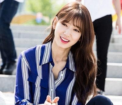 Tóc đẹp park shin hye