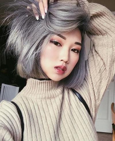 Tóc đẹp sang chảnh