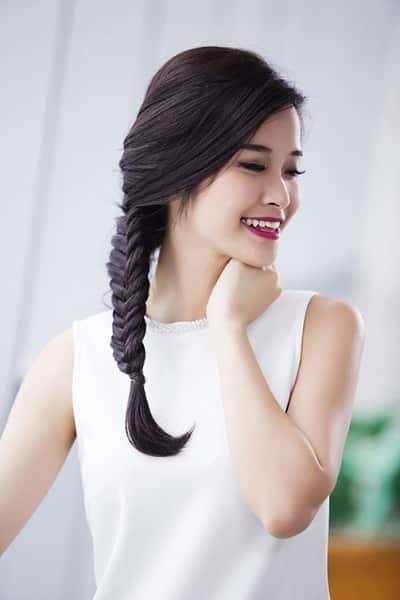 Tóc đẹp tết
