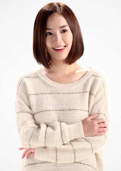 Tóc ngắn Hàn Quốc cá tính